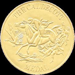 Image result for caldecott medal png